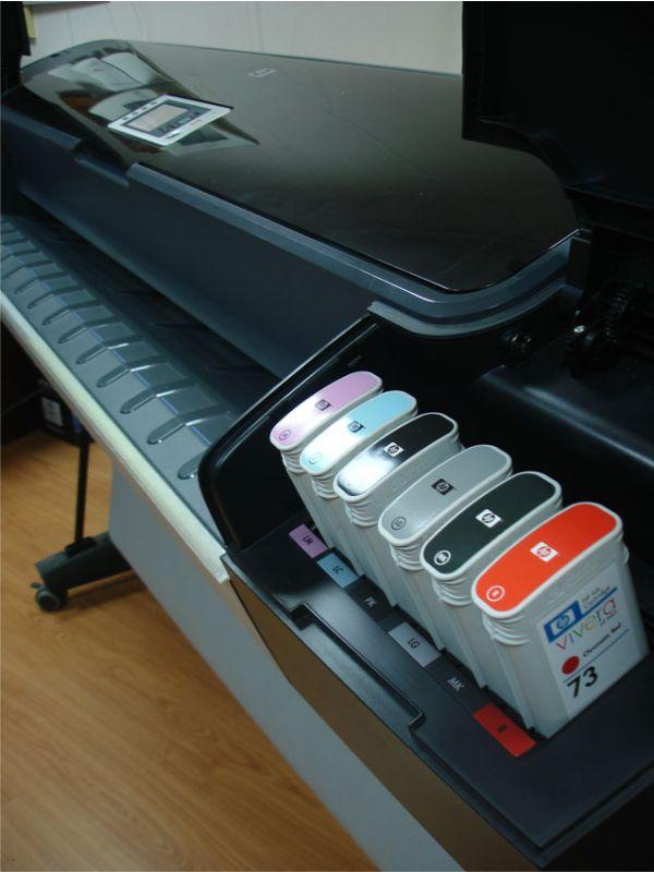 печать на бумаге широкоформатная