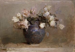 Abbott Handerson Thayer Roses