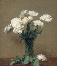 Henri Fantin Latour Poppies