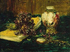 Antoine Vollon Violets