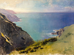 Abbott Handerson Thayer Cornish Headlands