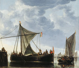 Aelbert Cuyp The Passage Boat