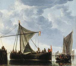 Aelbert Cuyp The Passage Boat